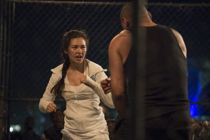 Iron Fist Jessica Henwick Colleen Wing