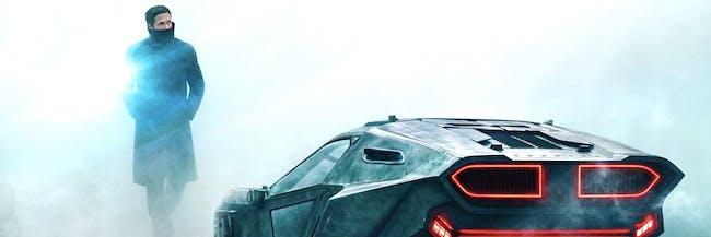 Ryan Gosling as K in 'Blade Runner 2049'