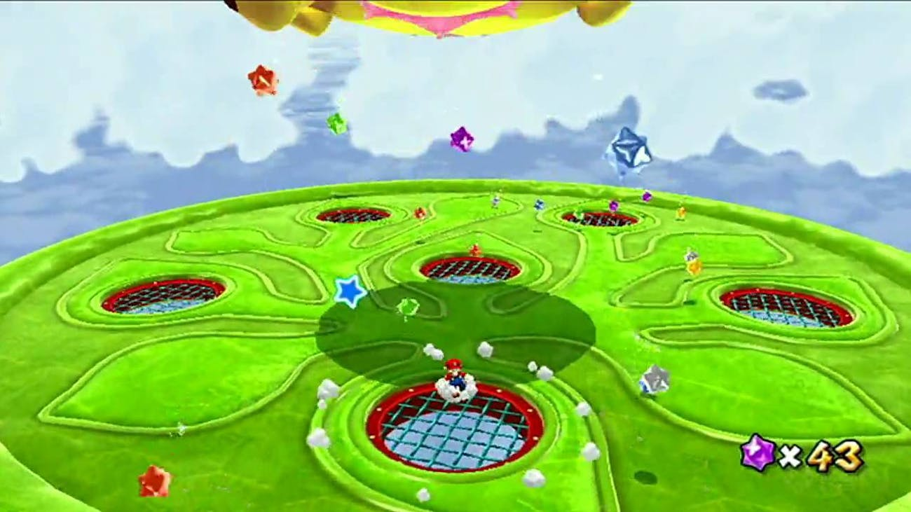 super mario galaxy 2 nintendo