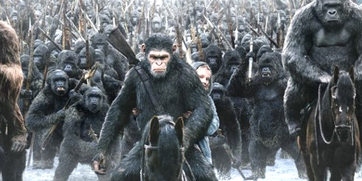 War for the Planet of the Apes' Writer Explains Every Easter