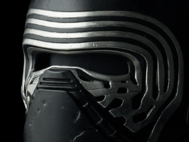 $3,500 for a Melted Darth Vader Helmet? Official 'Star Wars' Props Go On Sale