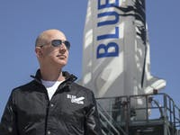 Blue Origin Aims to Fly Tourists Into Space In 2018