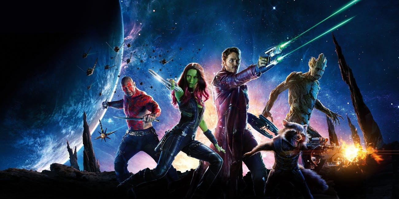 guardians of the galaxy 1 netflix amazon hulu streaming