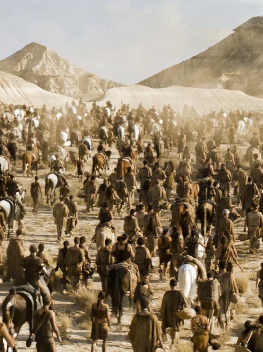 The Dothraki horde
