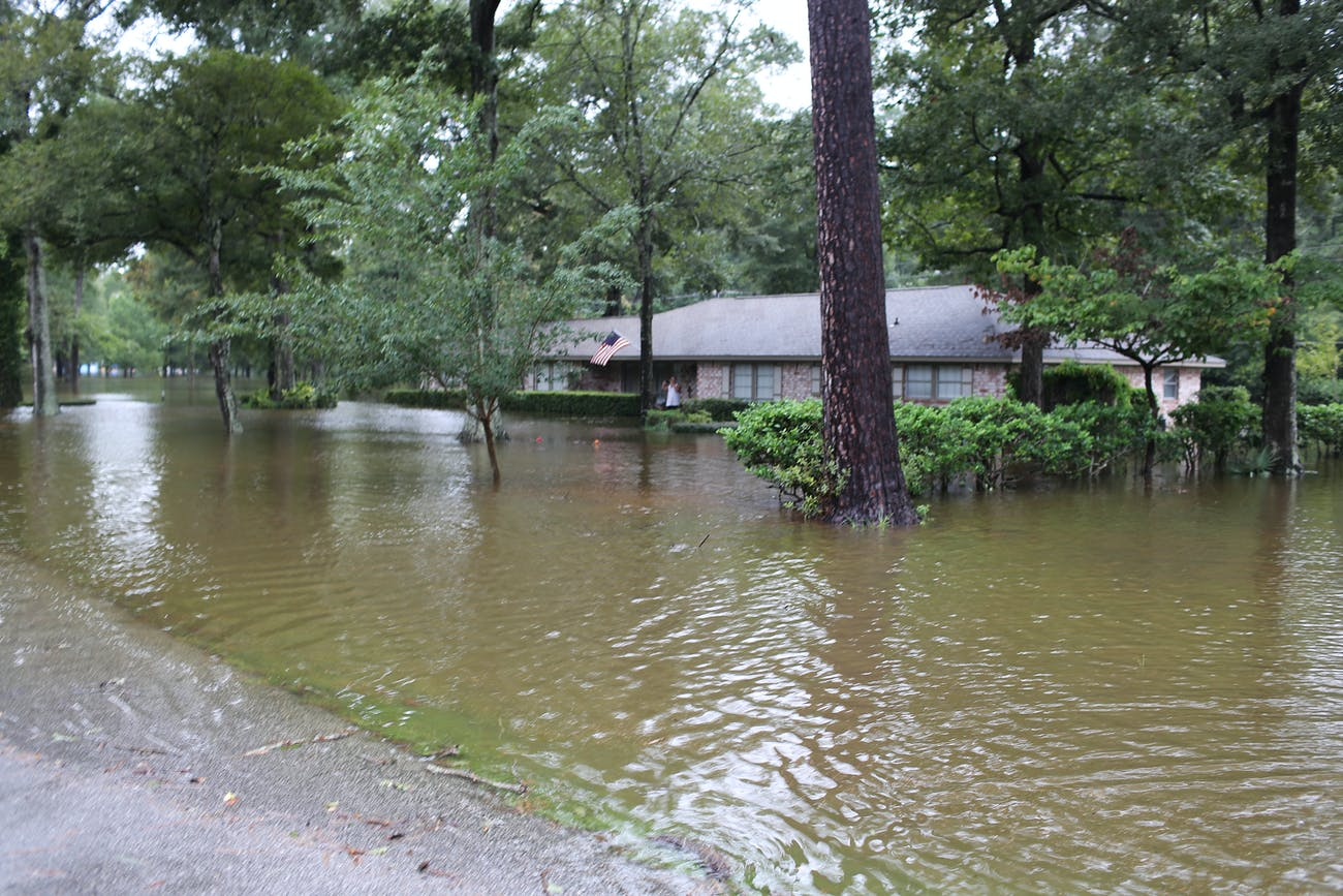 Hurricane Harvey Flooding and Damage (36239350944)