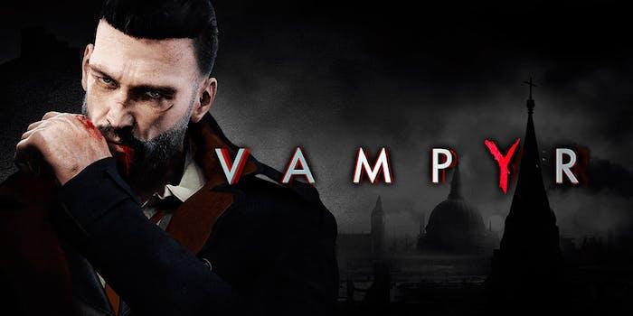 Vampyr Launch Trailer, Hippocratic Oath, Struggle