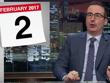 "Today Is John Oliver's ""Day to Remind Party Leaders That Primaries Suck"""