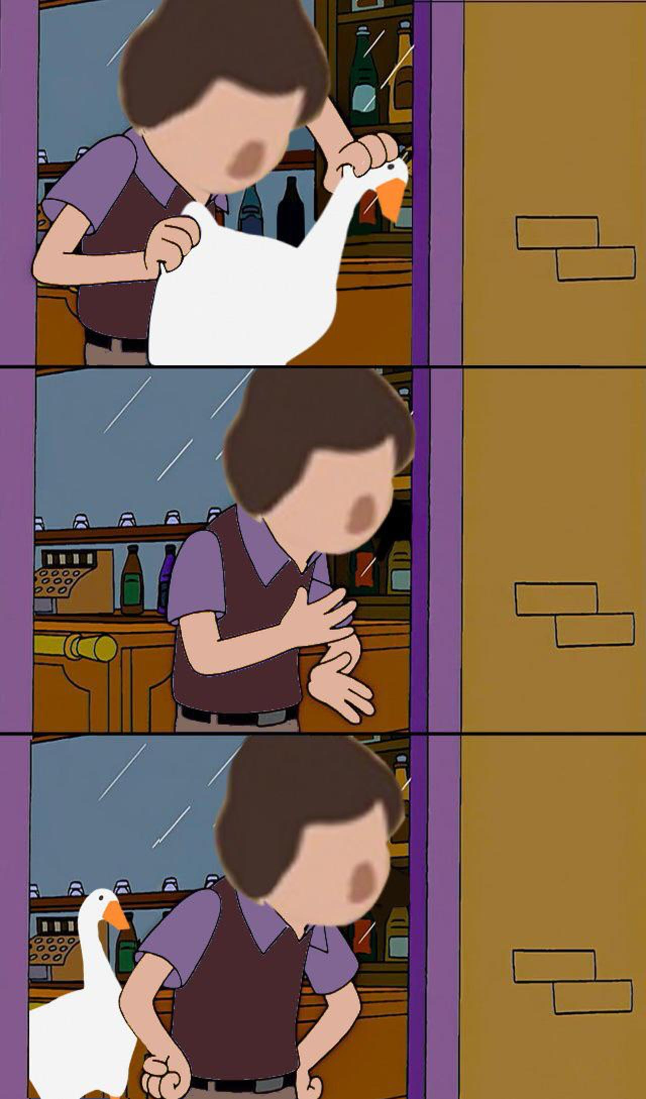 goose game memes reddit