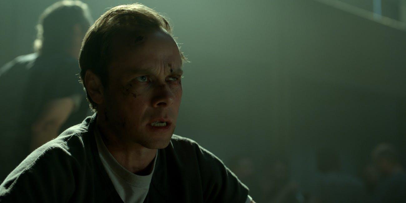 arrow season 7 episode 7 slabside redemption stanley brendan fletcher