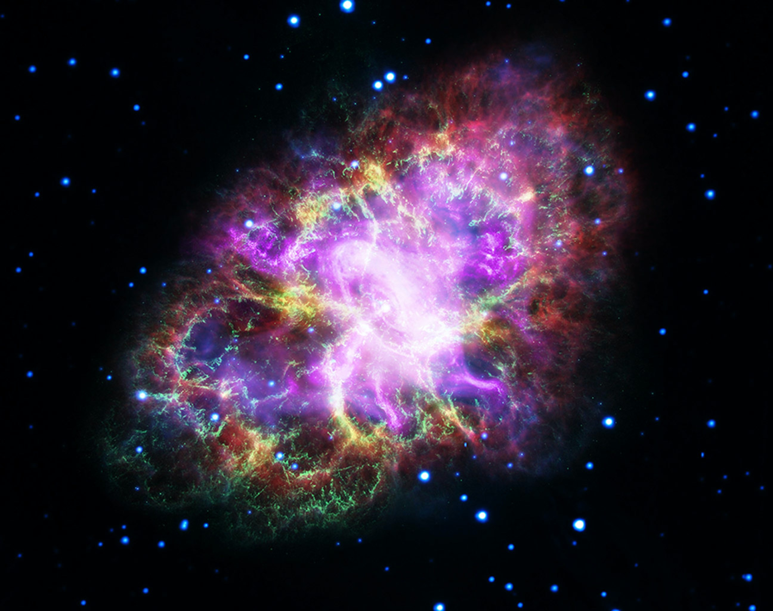 This NASA Image of a Nebula is as Cool as Photos Can Get