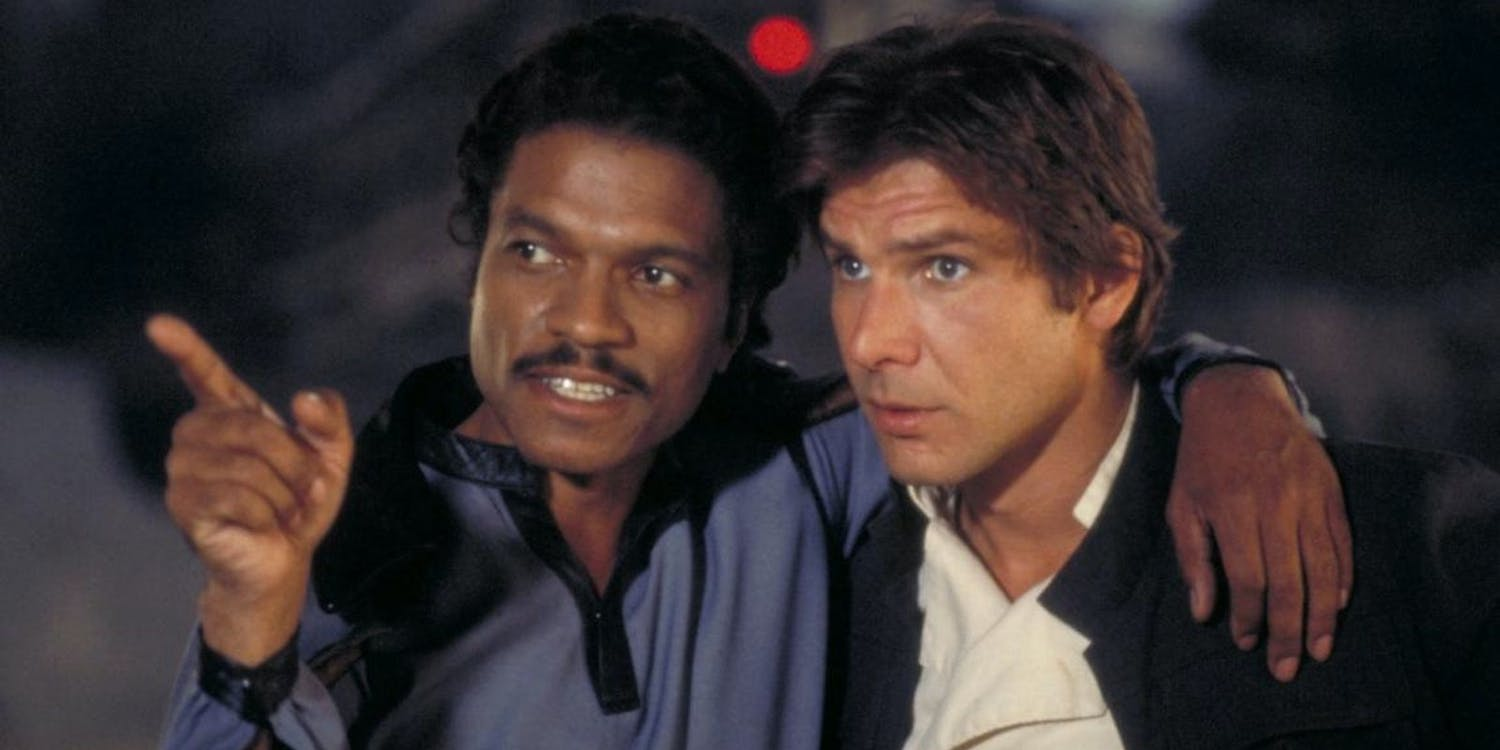 """Let's Start Calling It """"The Han and Lando Movie"""""""