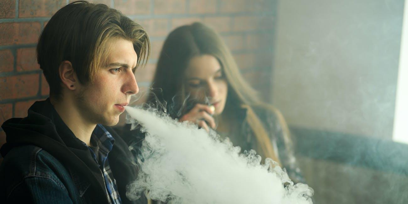 vaping teens