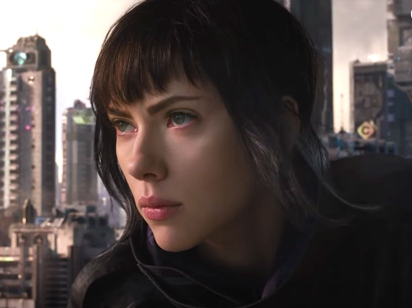 5 Dark Sci-Fi Movies to Watch Before 'Ghost in the Shell'