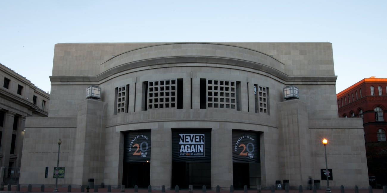 The United States Holocaust Museum