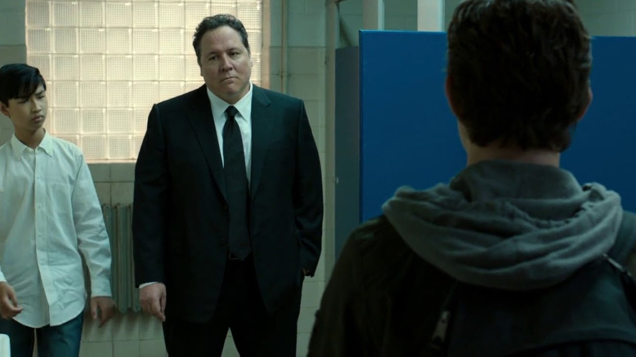 'Spider-Man: Homecoming' Happy Hogan Peter Parker