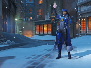 Everything You Need to Know About 'Overwatch' Winter Wonderland