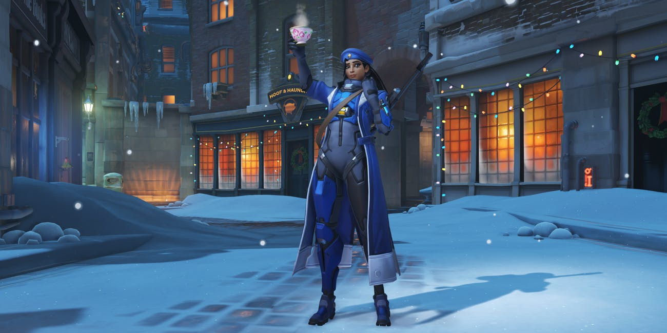 Everything You Need to Know About \'Overwatch\' Winter Wonderland ...