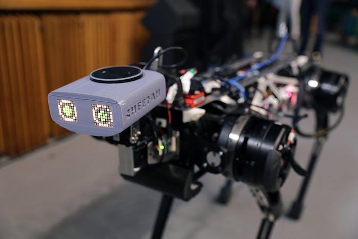 Cheetah 3 Robot dog MIT