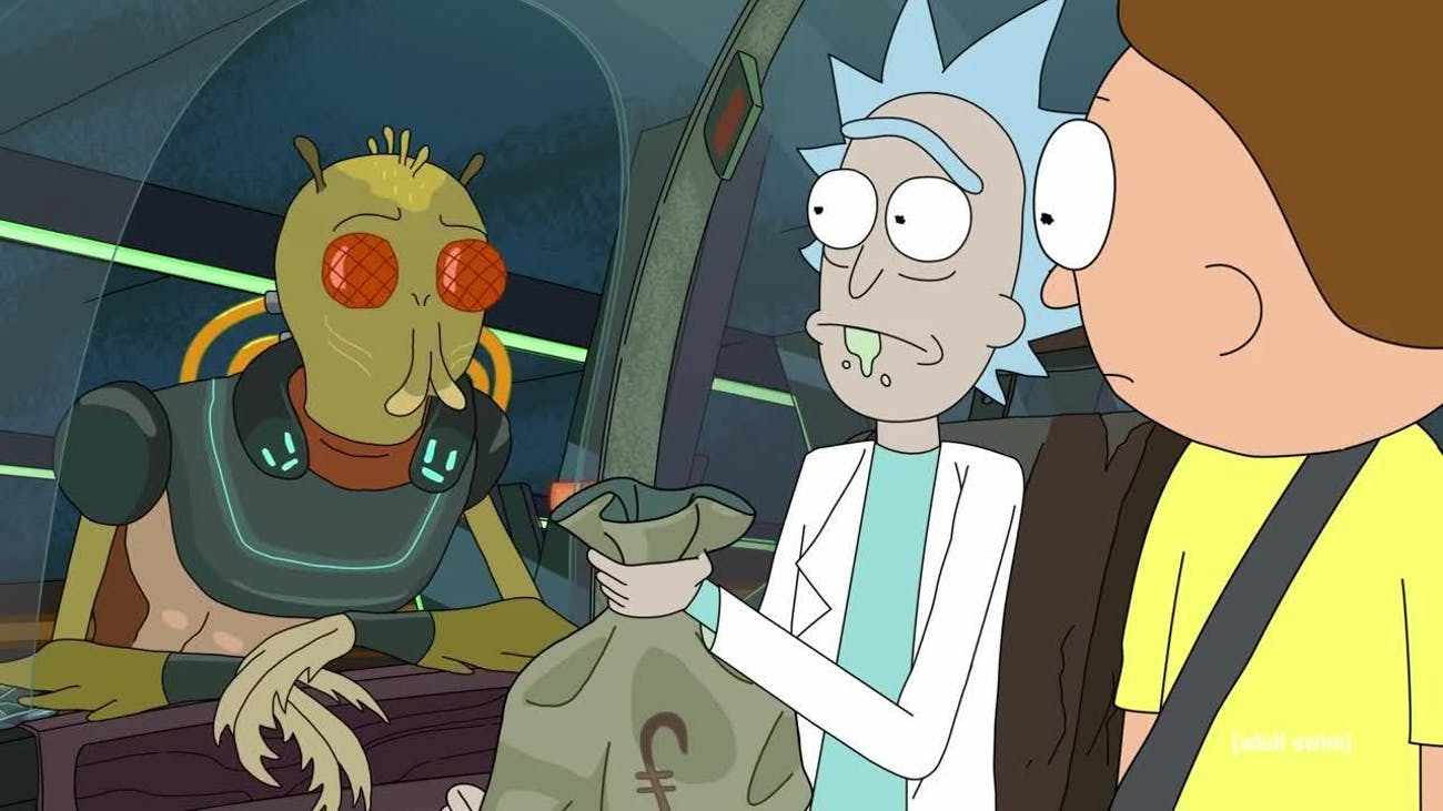 Every Crime Rick Sanchez Has Ever Committed, Ranked | Inverse