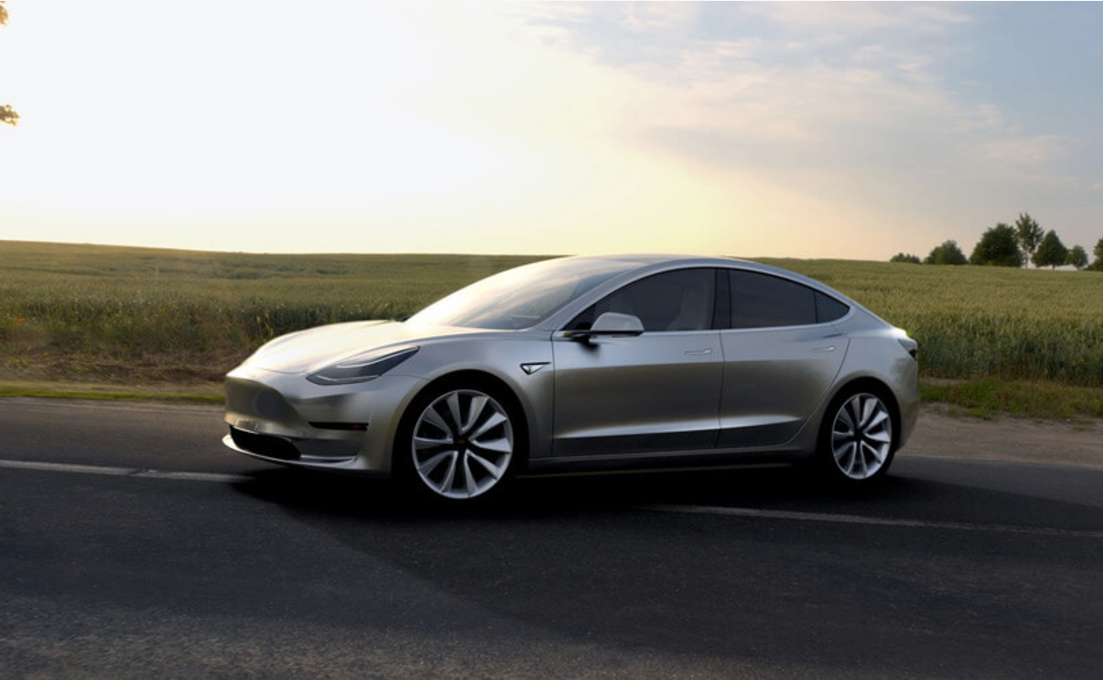 the first tesla model 3 shows up outside the us 4 theories inverse rh inverse com
