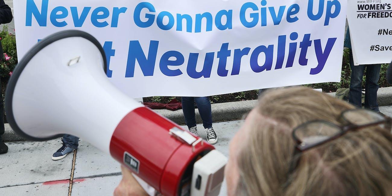 Net Neutrality FCC Vote