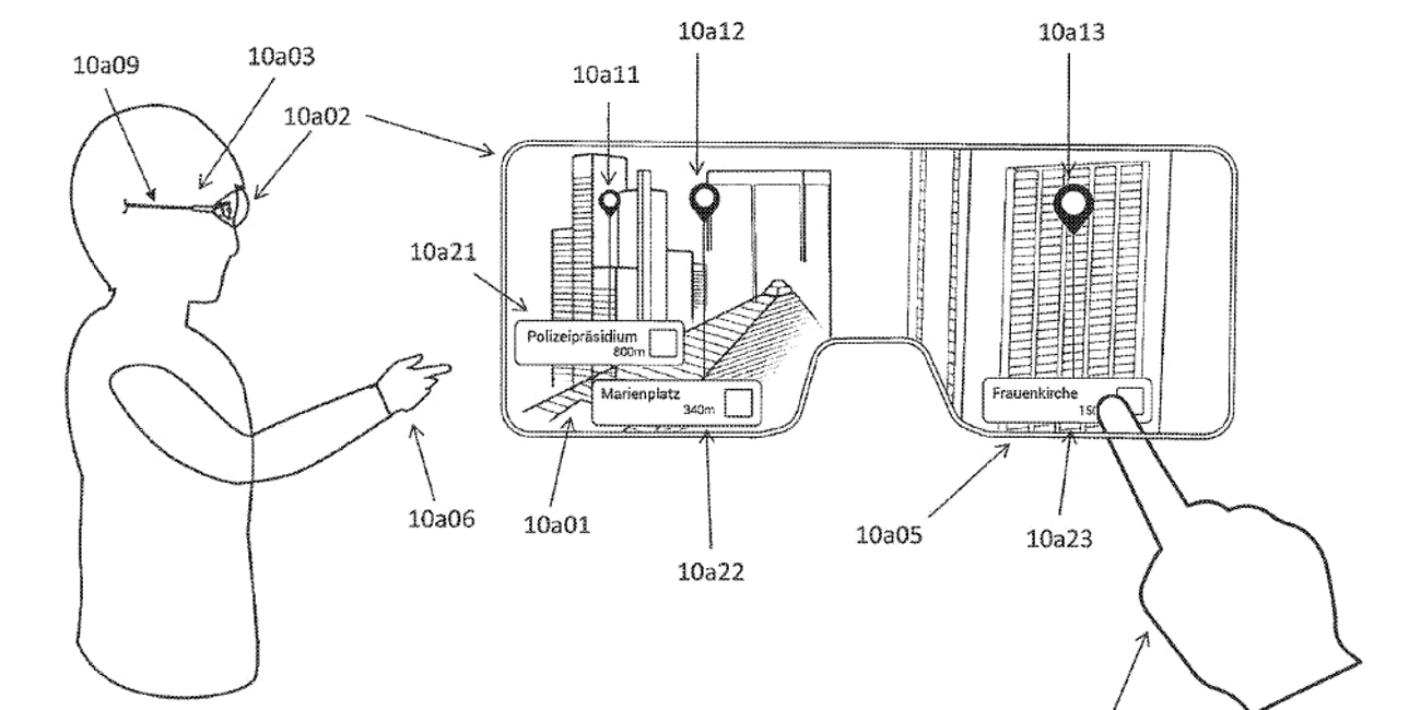 apple ar glasses patent