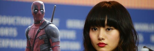 Deadpool Shiori Kutsuna