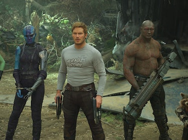 "The Guardians of the Galaxy Are ""Cocky"" When Meeting the Avengers"