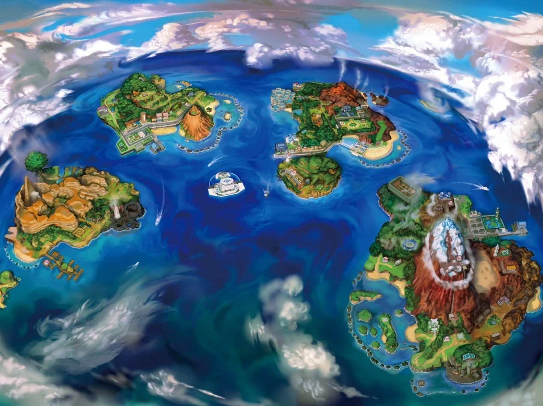 The First 'Pokemon Sun' and 'Moon' Global Event Is Here