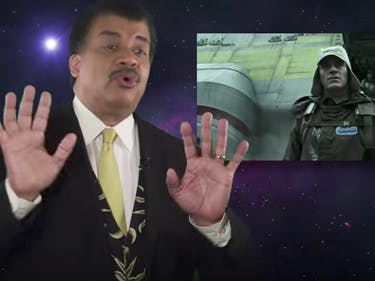 "Neil deGrasse Tyson reviews how scientifically accurate ""Alien: Covenant"" is."