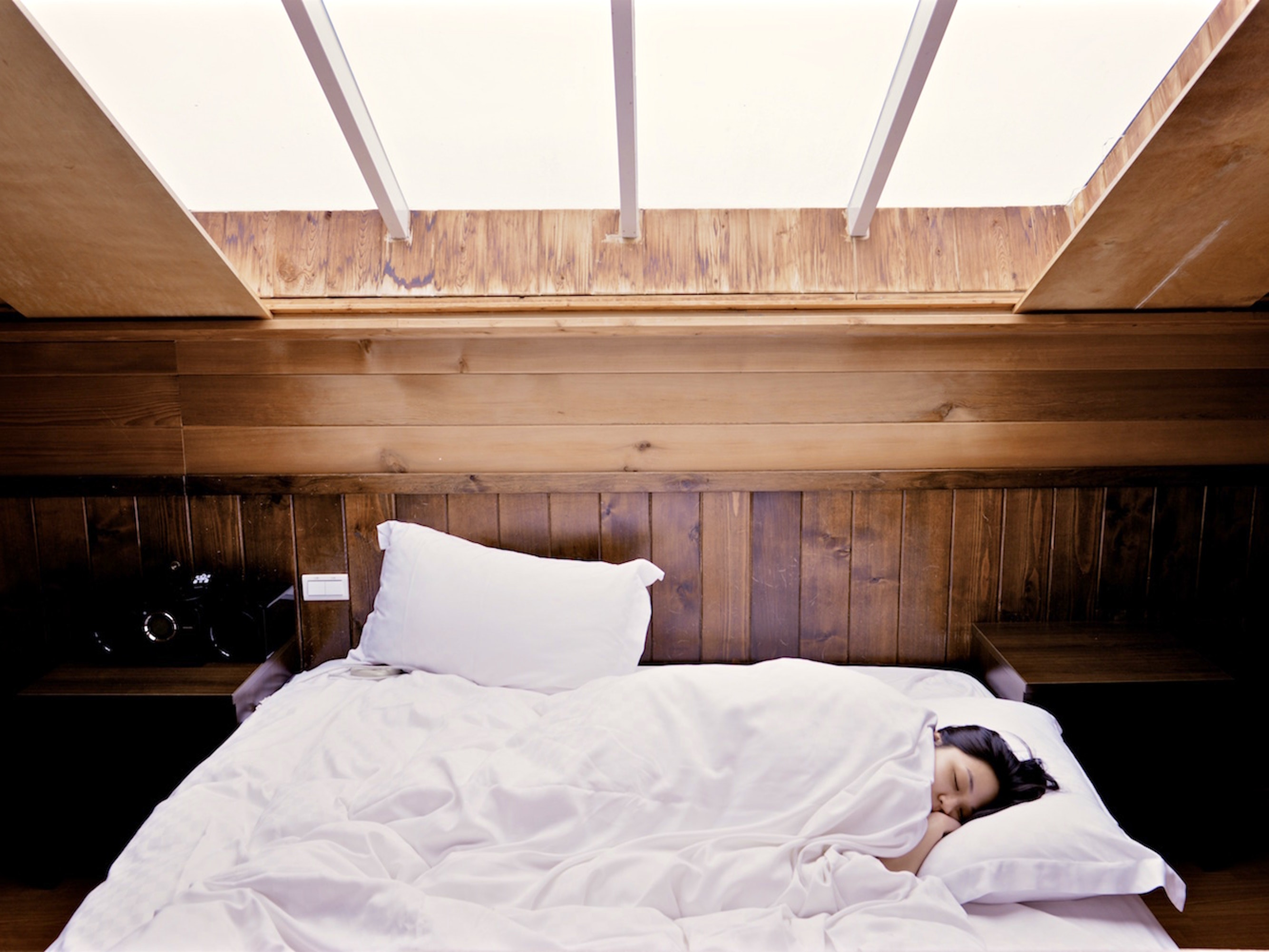 Big Data Says Young People Live Well...in Bed