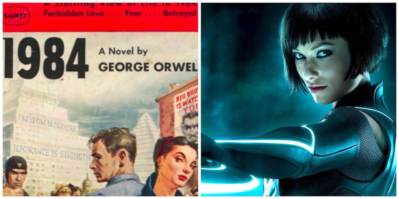 Olivia Wilde Stars In Orwells 1984 On Broadway Next Month Inverse