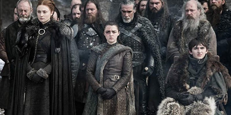Image result for game of thrones STARKS