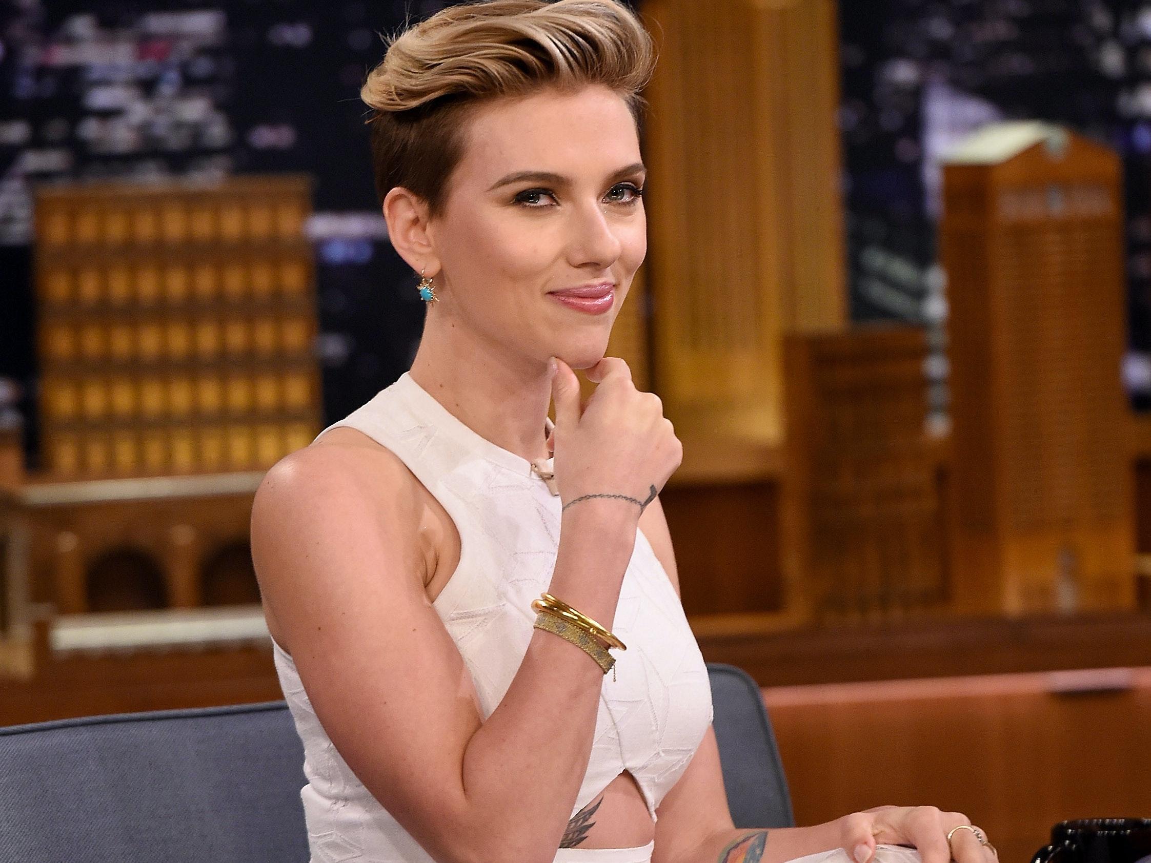 'Ghost in the Shell' Filmmakers Tried Digital Yellowface on Scarlett Johansson
