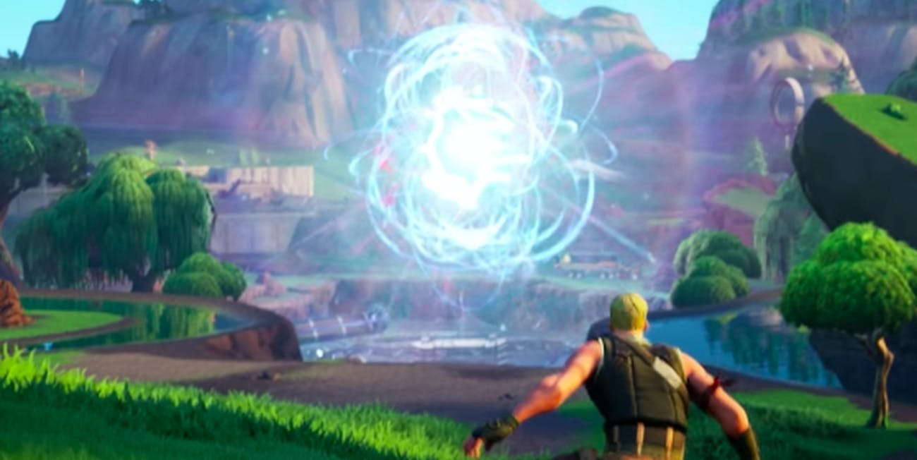 Image result for fortnite rift zones