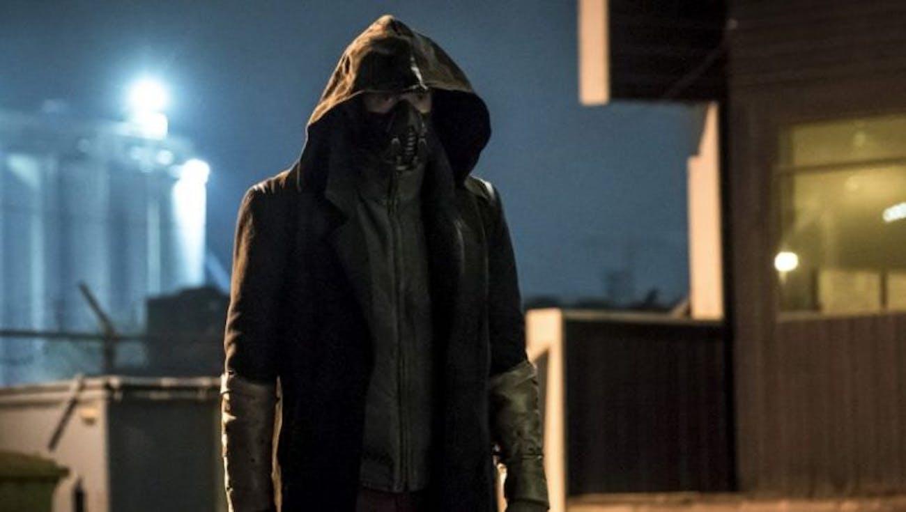 Chris Klein plays Cicada in 'The Flash' Season 5.