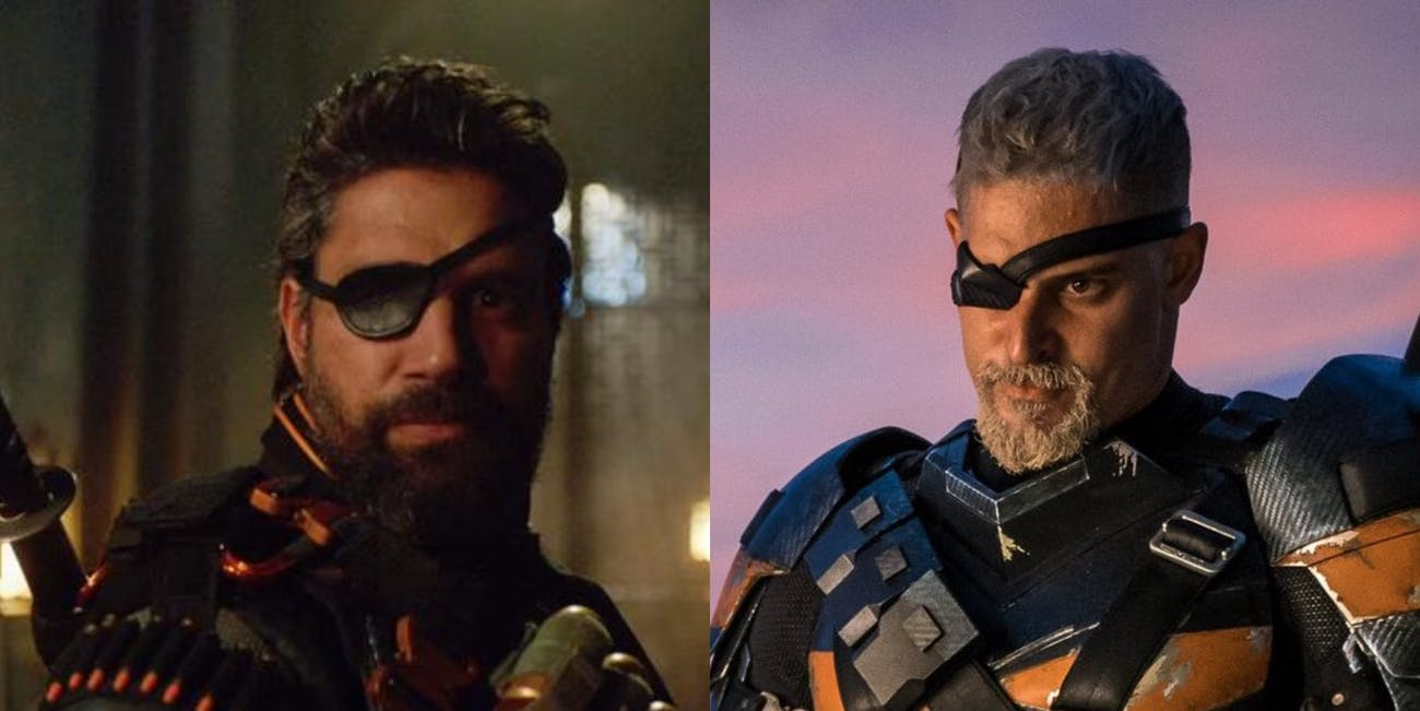 Deathstroke's emergence in the DCEU has made it so the character can't appear in the Arrowverse.
