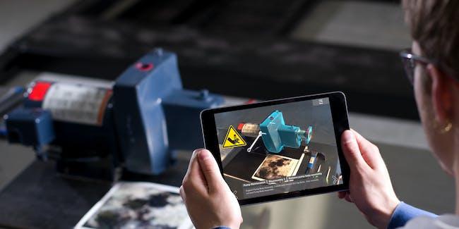 AR augmented reality apple