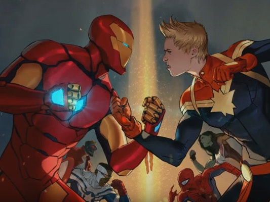 Marvel Announces Hawkeye, Ms. Marvel Updates Via Livestream