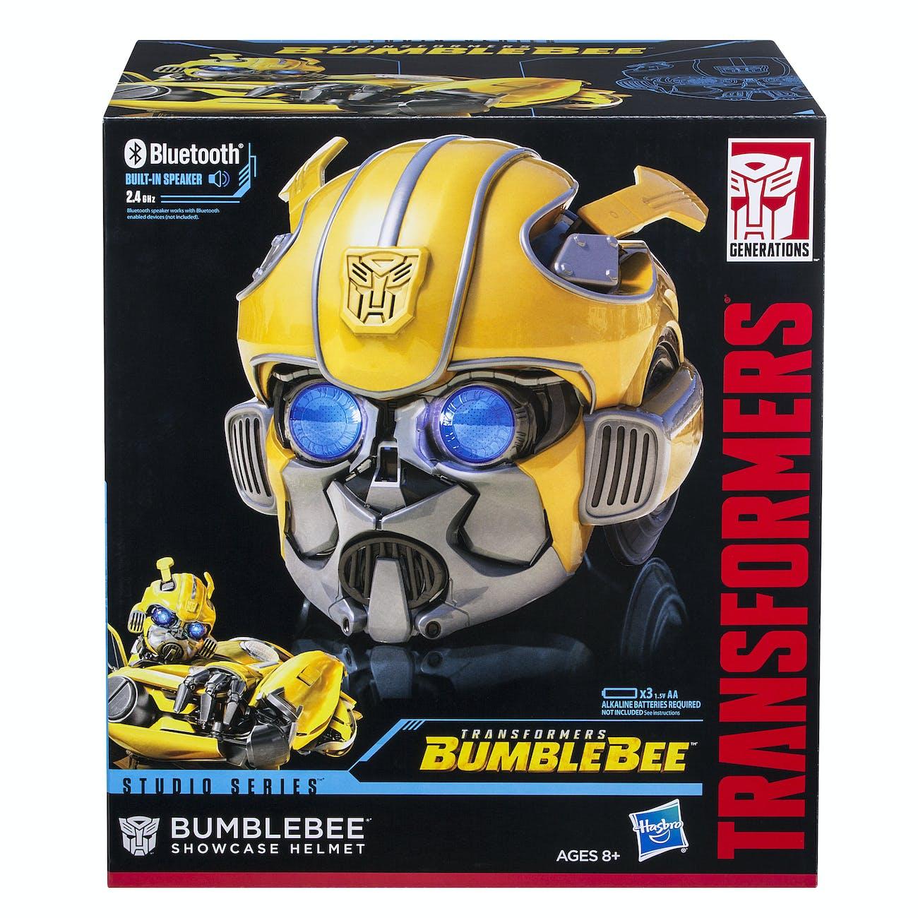 Bumblebee Helmet Bluetooth