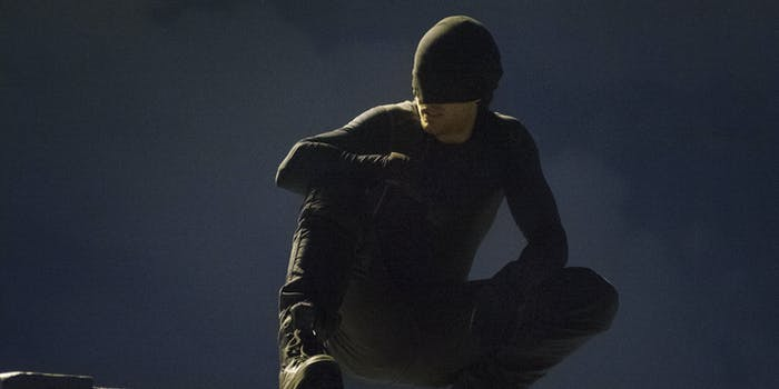 Daredevil Charlie Cox Iron Fist Post Credits