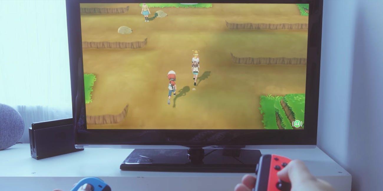 pokemon nintendo switch release date news