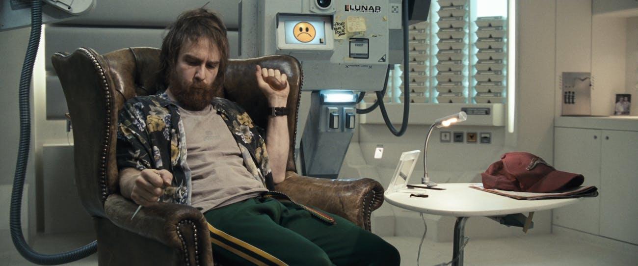 Duncan Jones's best sci-fi movie is 'Moon'.