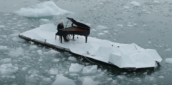 Classical music that represents climate change.