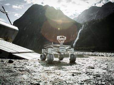 The Rover from 'Alien: Covenant' Will Actually Travel to the Moon