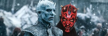 Star Wars meet Game of Thrones