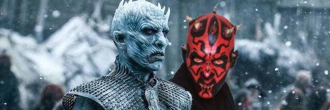 Star Wars meet Game of Thrones