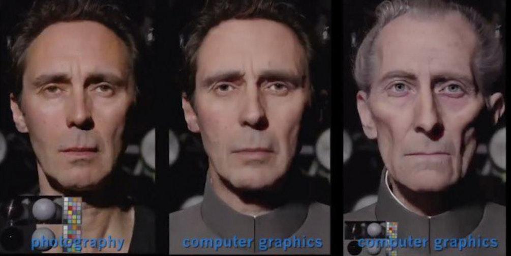 'Rogue One' VFX Head Promises CGI Won't Drive Actors Extinct