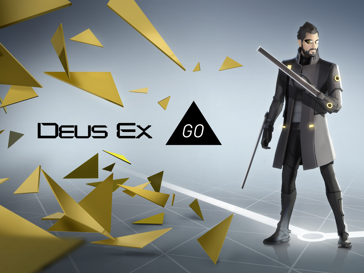 'Deus Ex Go' Is the Perfect Mind Fix