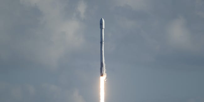 SpaceX GOV SAT 1